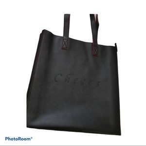 Crabtree & Evelyn Faux Leather Tote Bag NW…